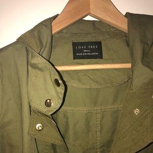 Love Tree Jackets & Coats - Fashion Raincoat